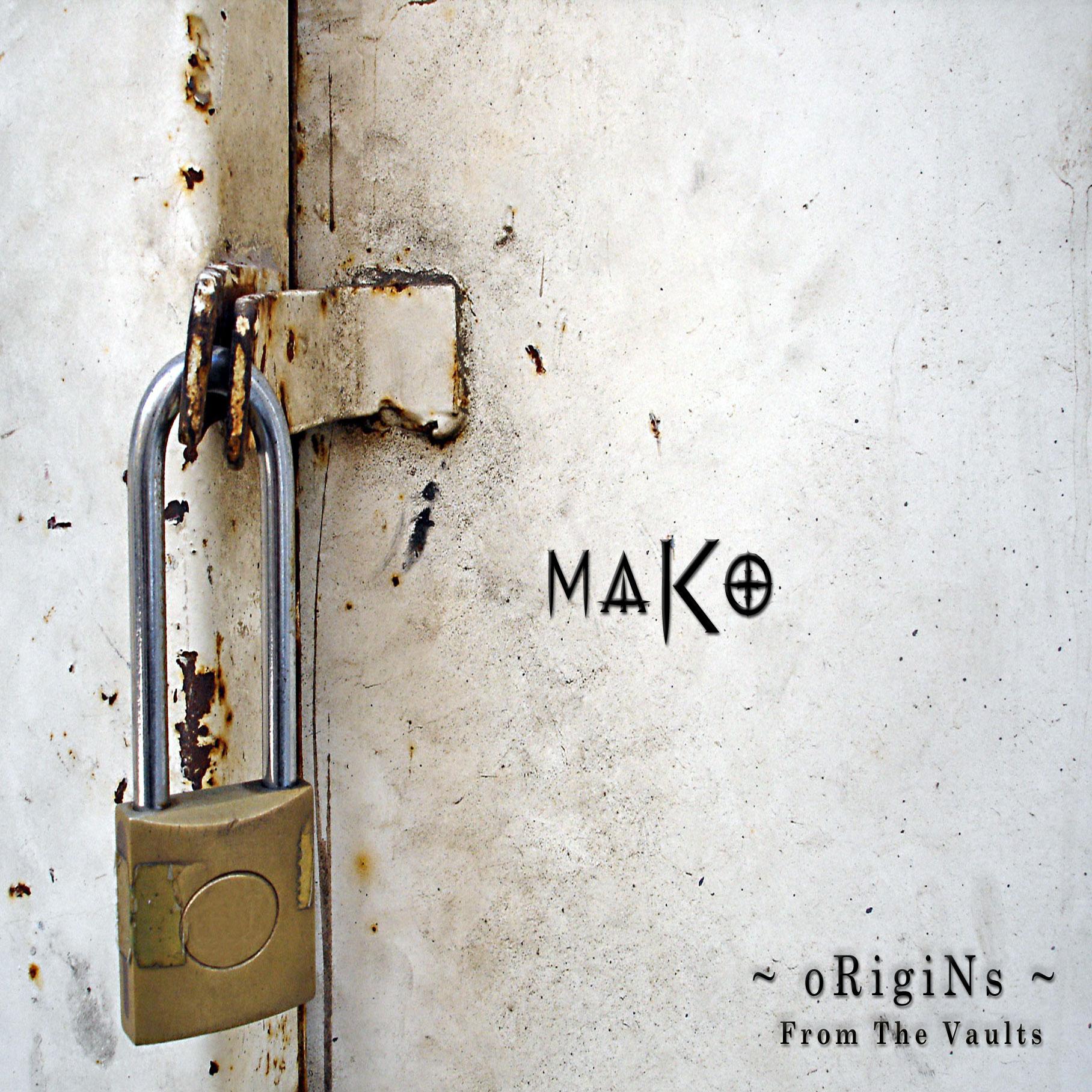 maKo oRigiNs old cover