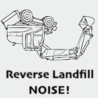 Reverse Landfill - NOISE! Logo