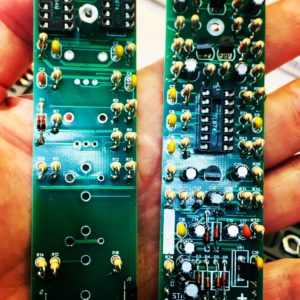 Octave Fuzz Boards
