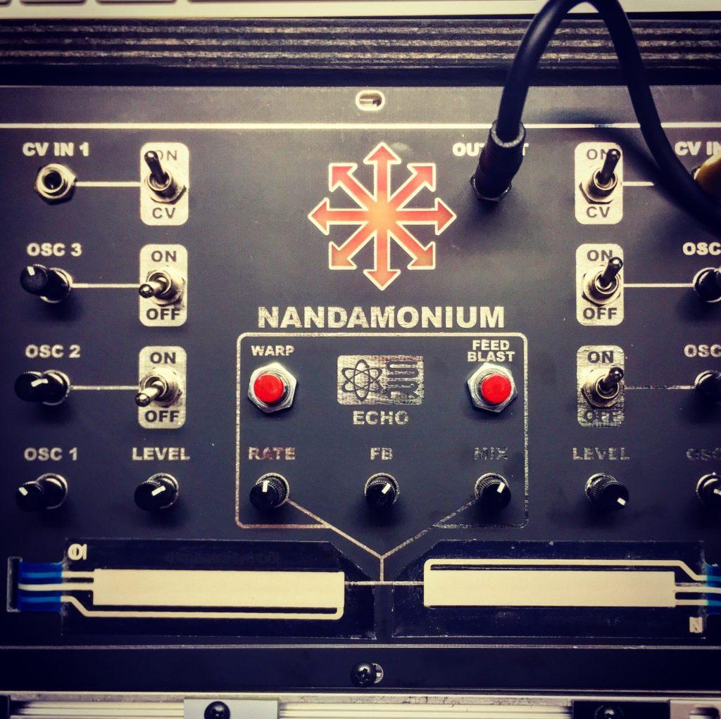 Nandamonium - Completed Module
