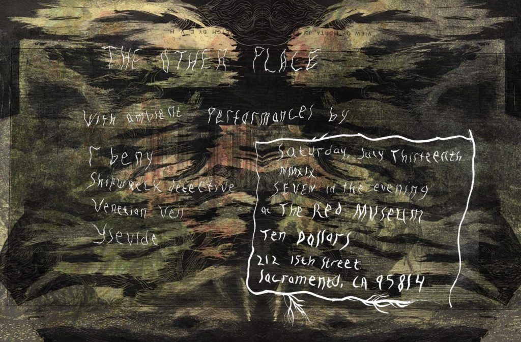 The Other Place Flyer