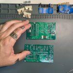 MotoMouth Dual PCB Boards