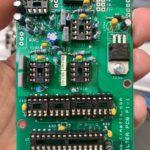 MotoMouth - Logic Board Close-up