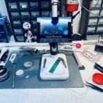 MIXIV Soldering Setup