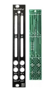 MIXIV Panel and PCB