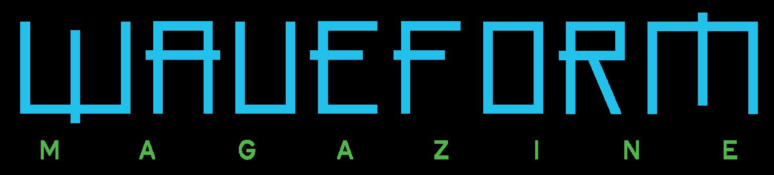 Waveform Magazine logo 2