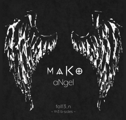 maKo - aNgel b-sides artwork