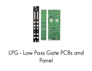 LPG - PCB:Panel